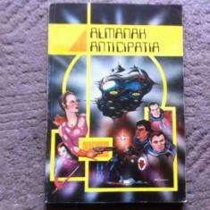 Almanah anticipatia anul 1993 almanahul sf carte hobby - Carte SF