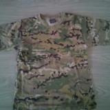 Tricou camuflaj copii - Imbracaminte Vanatoare, XS