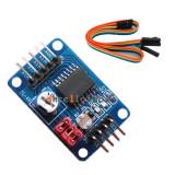 PCF8591 AD/DA converter module analog to digital to analog conversion (FS01021)