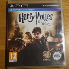 PS3 Harry Potter and the deathly hallows part 2 - joc original by WADDER - Jocuri PS3 Electronic Arts, Actiune, 12+, Single player