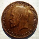 1.372 JETON GERMANIA DRESDA 15 WARENPUNKTE KARL A. LINGNER 26mm