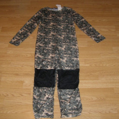 Costum carnaval serbare militar pentru copii de 12-13-14 ani - Costum Halloween, Marime: Masura unica, Culoare: Din imagine