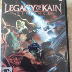 Vand jocuri xbox 1 clasic, ca nou, LEGACY OF KAIN DEFIANCE, Strategie, 16+, Single player