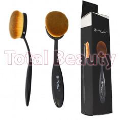Pensula Machiaj Fond de Ten & Blending Nr. 2 - Foundation Curve Small Brush