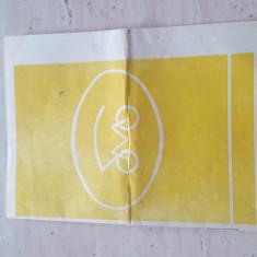 Carte tehnica bicicleta pegas si garantie.