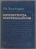 (C6912) GH. BUZDUGAN - REZISTENTA MATERIALELOR