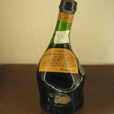 RARE ARMAGNAC, saint vivant de la salle cl. 75 gr. 40 ani 40/50 - Cognac