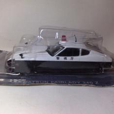Macheta Datsun Fairlady Z - Masini de Politie Rusia scara 1:43 - Macheta auto