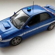 Macheta Subaru Impreza - Masini de Politie Rusia scara 1:43 - Macheta auto