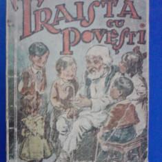 Traista cu povesti - N. Ionescu Snagov / C38P - Carte de povesti