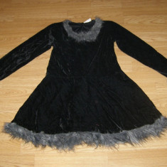 Costum carnaval serbare animal raton pentru copii de 9-10 ani - Costum Halloween, Marime: Masura unica, Culoare: Din imagine