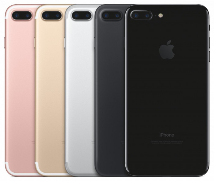 IPhone 7 128gb gold, Black,rose g noi sigilat,cutie, 1an garantie !PRET:3050lei foto mare