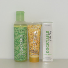 Set Cocktails - pentru femei - produs NOU original ORIFLAME - Set parfum