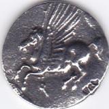 Replica dupa moneda greceasca de argint Didrahma ( emisa in Corint ) - Moneda Antica, Europa