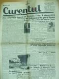 Curentul 16 noiembrie 1940 P. Seicaru legionar cutremur prabusire Carlton