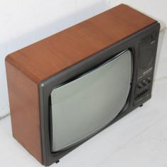 TV Vintage pentru decor; Televizor Electronica Sirius 208