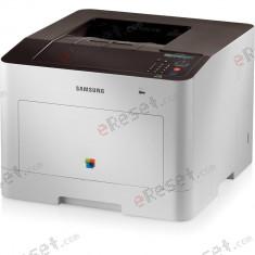 Resoftare SAMSUNG CLP-680 ND DW fix firmware reset cip cartus CLT 506 - Printare