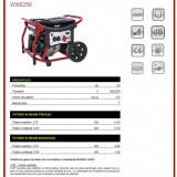 Generator trifazat 5500 W AVR - Generator curent