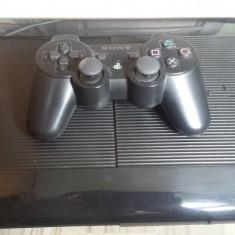 Consola PS3 slim cu HDD 250 GB + 5 jocuri-ieftin+factura - unic proprietar - PlayStation 3 Sony