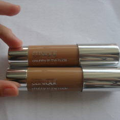 Clinique Chubby in the Nude Foundation Stick 6g - Fond de ten Clinique, Lichid