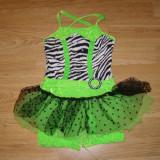 Costum carnaval serbare rochie dans balet pentru copii de 3-4 ani - Costum Halloween, Marime: Masura unica, Culoare: Din imagine