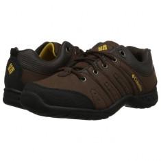 Pantofi pentru copii Columbia Youth Adventurer (CLM-BY3230-MUD) - Pantofi copii Columbia, Culoare: Maro, Marime: 39