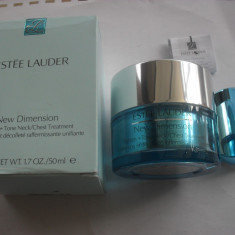 Estee Lauder New Dimension Neck/Chest treatment 50 ml - Crema antirid