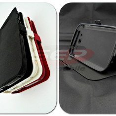 Toc FlipCover Stand Magnet Allview A6 DUO / C6 DUO NEGRU