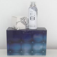 Set S8 - pentru barbati - produs NOU original ORIFLAME - Set parfum
