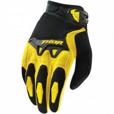 MXE Manusi motocross Thor Spectrum culoare galben Cod Produs: 33303121PE