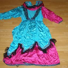 Costum de carnaval serbare rochie printesa pentru adulti - Costum Halloween, Marime: Masura unica, Culoare: Din imagine