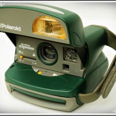 APARAT DE FOTOGRAFIAT INSTANT - POLAROID ONE STEP EXPRESS 600 - POZE LA MINUT! - Aparat de Colectie