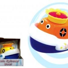 Jucarie pentru baie - vaporas - Jucarie baie