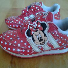 Minnie Mouse Adidas, pantofi copii, mar. 23 - Adidasi copii, Culoare: Din imagine
