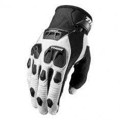 MXE Manusi motocross Thor Defend Negru/Alb Cod Produs: 33303858PE