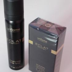 Set Eclat Women - pentru femei - produs NOU original ORIFLAME - Set parfum