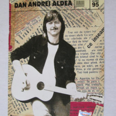 CD DAN ANDREI ALDEA, JURNALUL NATIONAL 2009 - Muzica Folk Altele