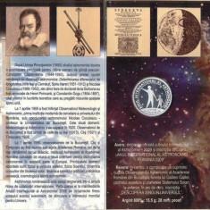 SET MONETARIE 2009 - ANUL INTERNATIONAL AL ASTRONOMIEI - Moneda Romania