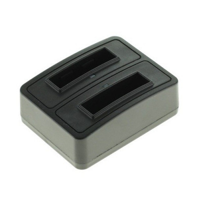 Incarcator USB Duo pentru Fuji NP-40 / Pentax D-LI foto