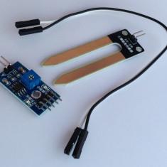Senzor umiditate sol XD - 28 Arduino