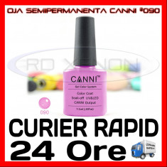 OJA SEMIPERMANENTA (PERMANENTA) #090 CANNI - MANICHIURA UV