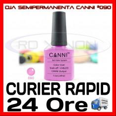 OJA SEMIPERMANENTA (PERMANENTA) #090 CANNI - MANICHIURA UV, Piersica