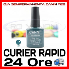 OJA SEMIPERMANENTA (PERMANENTA) #126 CANNI - MANICHIURA UV, Piersica