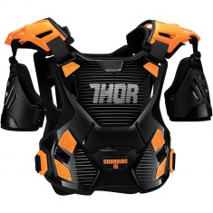 MXE Protectie corp Thor Guardian Negru/Portocaliu Cod Produs: 27010793PE - Protectii moto