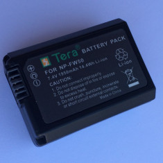 Baterie / Acumulator Tera tip Sony NP-FW50 1950mAh Li-ion - Baterie Aparat foto