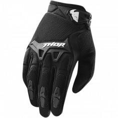 MXE Manusi motocross Thor Spectrum culoare negru Cod Produs: 33303085PE