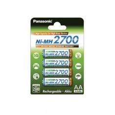 4x AA 2700mAh baterii reincarcabile capacitate inalta ON1320 - Baterie Aparat foto Panasonic