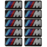 Sticker Bmw  M Power 10X18MM logo,emblema