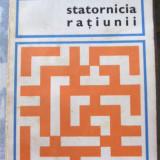 VASCO PRATOLINI - STATORNICIA RATIUNII - Roman