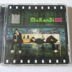 RAR! CD MORANDI ALBUMUL MIND FIELDS, ROTON 2006 - Muzica Pop
